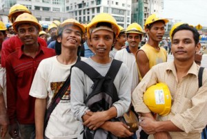 foreign workers