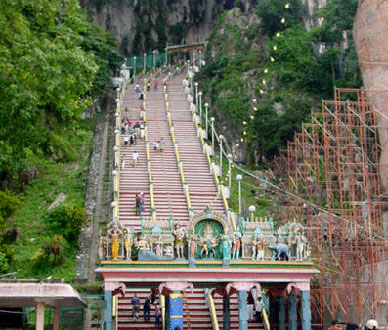 Council Stops Batu Caves Cable Car Project Free Malaysia Today