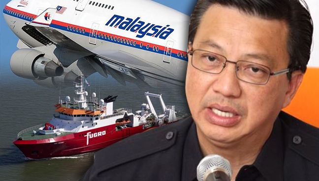 liong,mh370