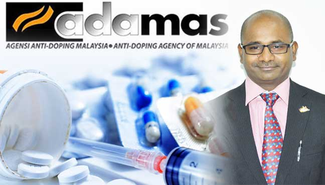 Image result for adamas malaysia doping bola