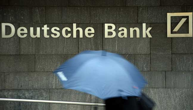 Deutsche Bank reaches $170 million Euribor-rigging settlement