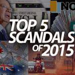 top scandal