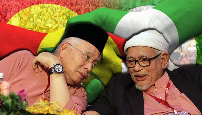Image result for pas n umno collaboration