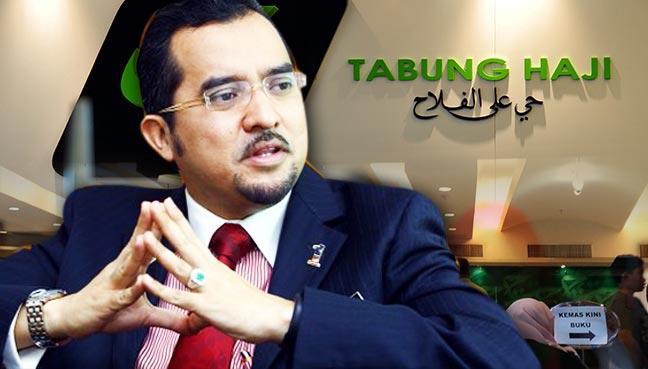 Image result for asyraf wajdi tabung haji