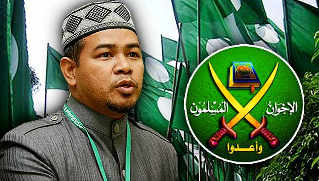 Hasil carian imej untuk Ketua Penerangan Dewan Ulama PAS pusat Datuk Mohd Khairuddin Aman Razali