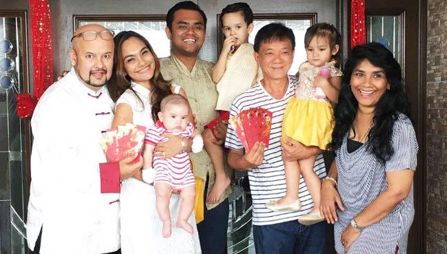 I Will Never Forget My Roots Says Harith Iskander S Wife Free Malaysia Today