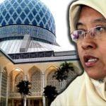 Masjid Negeri Shah Alam