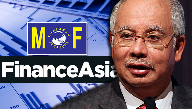 """Unfair for Finance Asia to vote Najib worst Finance Minister"""