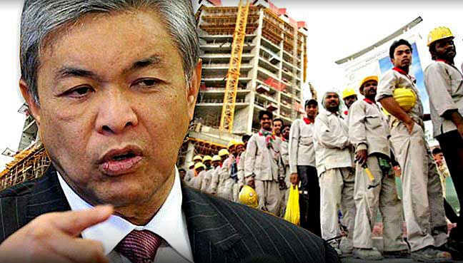 Zahid trying to calm pressure groups, says Bangladesh official