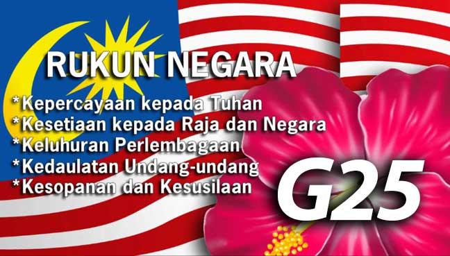 G25 Wants Return To Ideals Of Rukun Negara Free Malaysia Today