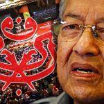 UMNO Mahathir