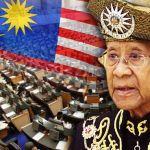 agong,politik,malaysia