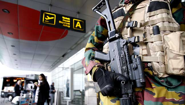 Brussels airport bomber worked there for five years