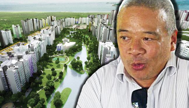 high-density development