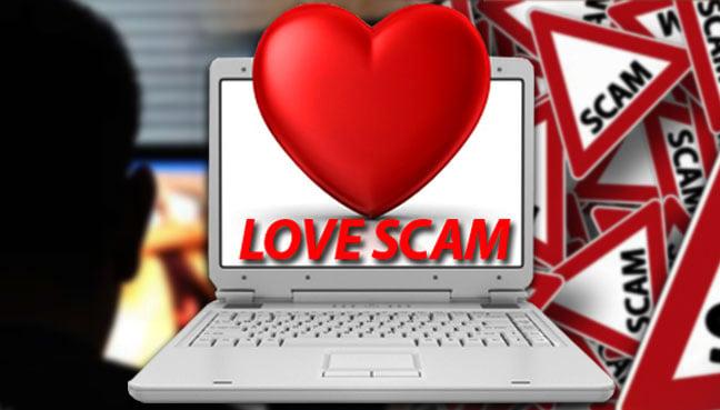 Image result for love scam nigerain johor