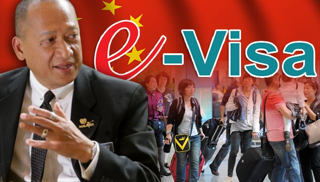 Online chinese visa application uk