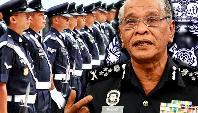 Kết quả hình ảnh cho polis malaysia