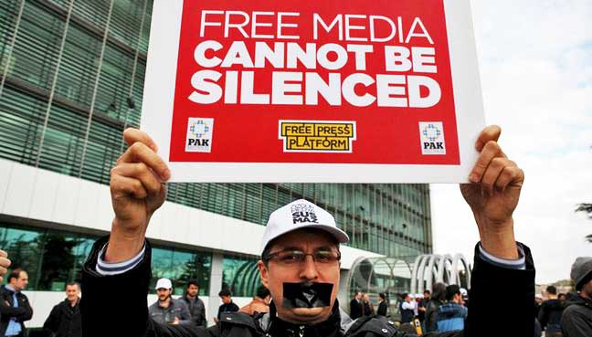 press freedom in malaysia The group accused the world's three superpowers - the us, china and russia - of leading the charge against press freedom,  malaysia and singapore.