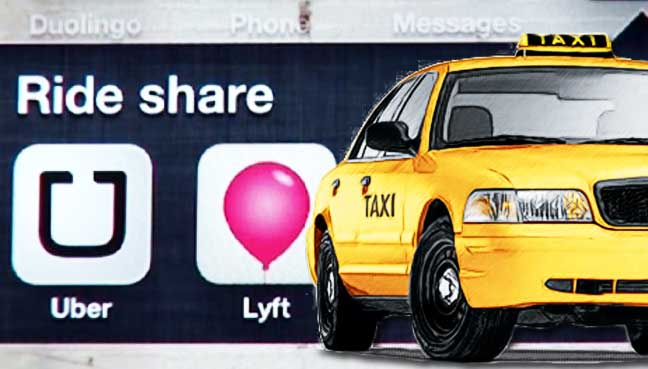Uber,-Lyft-hit-Los-Angeles-taxi-industry-hard