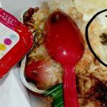 nasi-lemak-cicak-sambal-merah-berlada