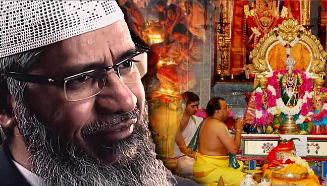 Hindus obligated to protest against Zakir Naik' | Free Malaysia Today