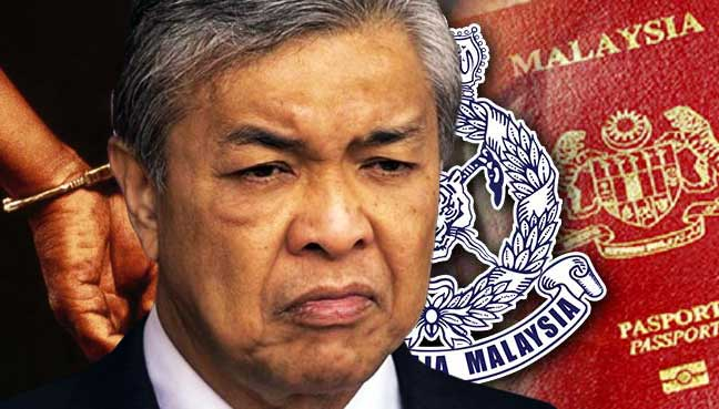 Top officers may be involved in human trafficking, says Zahid