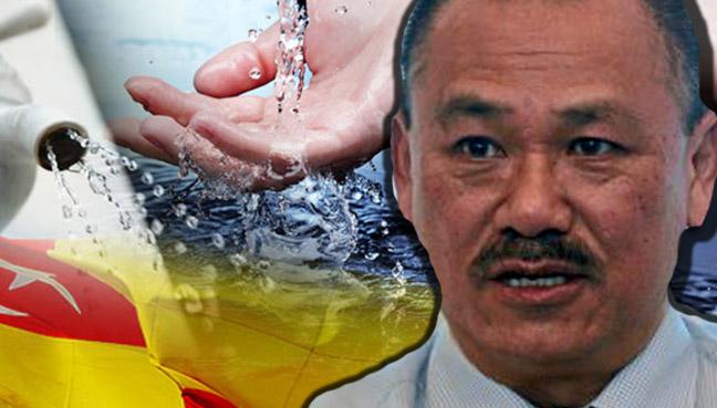 Air Selangor Amin Lin Abdullah