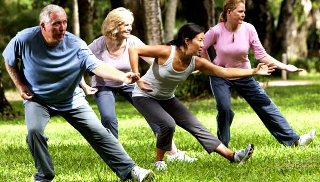 Can Tai Chi Help Relieve Knee Joint Pain Free Malaysia