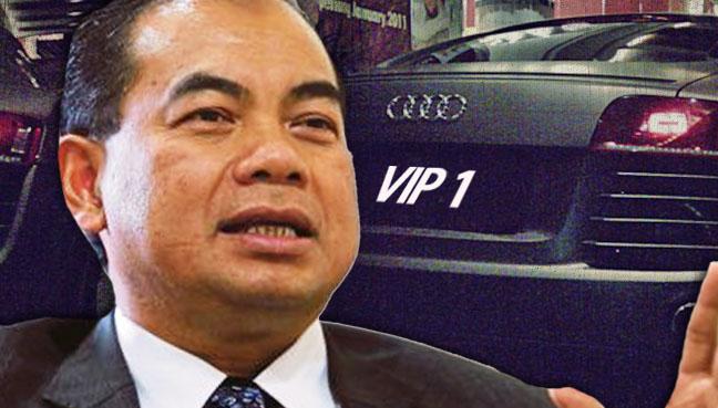 Aziz Kaprawi VIP