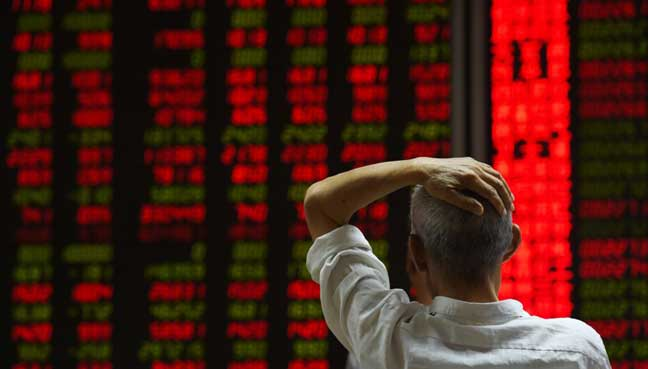 China stock market burns investors with boom-and-bust