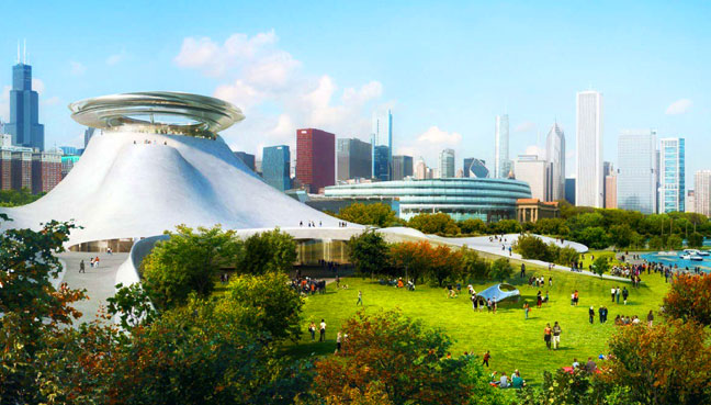 George lucas gives up on trying to build museum in chicago for Star wars museum california