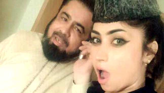 Cleric suspended after selfies with Pakistan's 'Kim