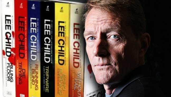 who writes jack reacher novels