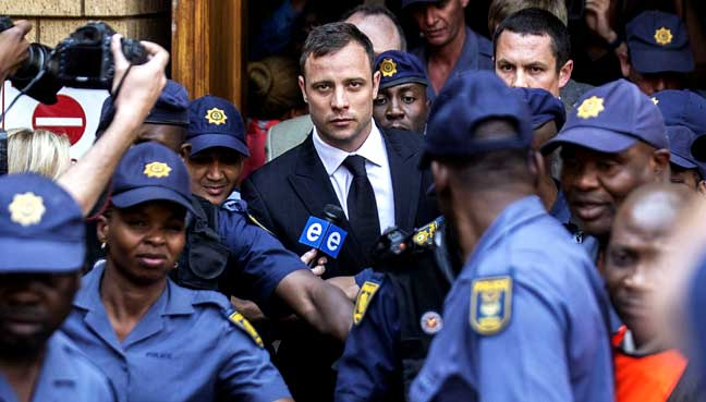 Pistorius Family Will Take Legal Action Against Film Makers