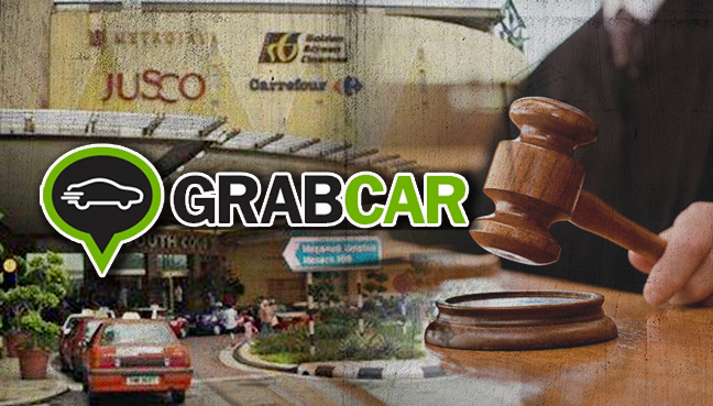 GrabCar driver attacked in Mid Valle