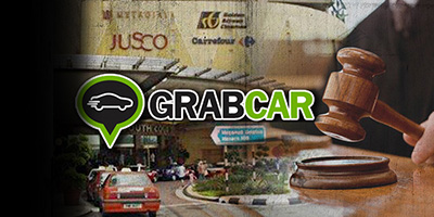 GrabCar driver attacked in Mid Valle2