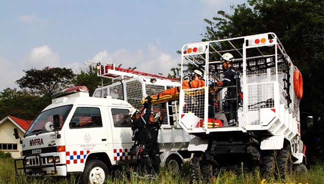 Malaysian-Volunteer-Fire-and-Rescue-Association