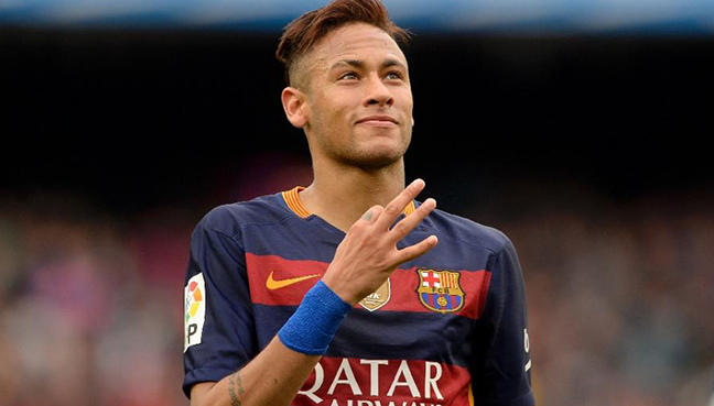 Neymar agrees new five-year Barcelona deal