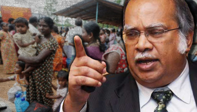 Question mark over Najib's donation to Sri Lankan Tamils