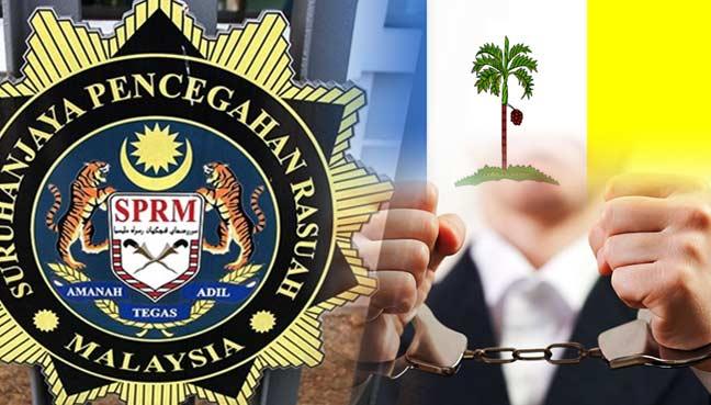 Penang-MACC-arrests-senior-govt-officer