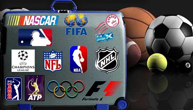 Sports--tourism