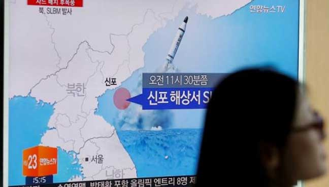 More North Korean threat, this time over US missile system