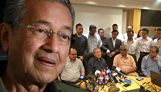 Mohamad Mahathir, former PM, to form new party to challenge Malaysia PM