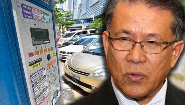 Warga KL sokong kadar parkir naik, kata datuk bandar