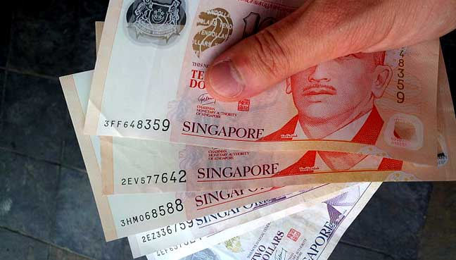 singapore-currency
