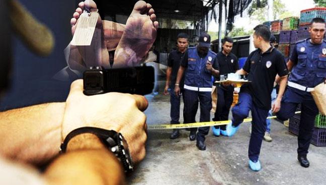 Budak 2 tahun antara 4 sekeluarga ditembak mati