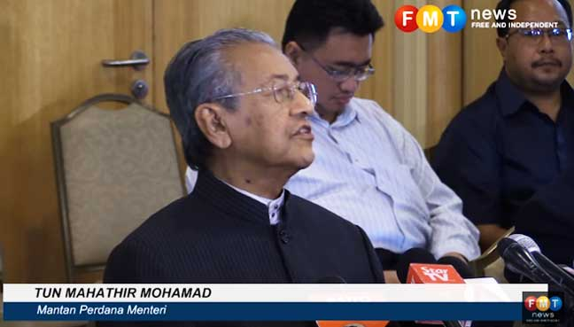 video-mahathir
