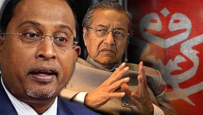 BN Perak Tidak Gentar Dengan Mainan Politik Mahathir - Dr Zambry
