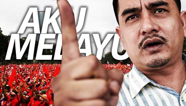 Ali-Tinju,-Jamal-Md-Yunos,-Bersih-5.0,-red-shirt-rally
