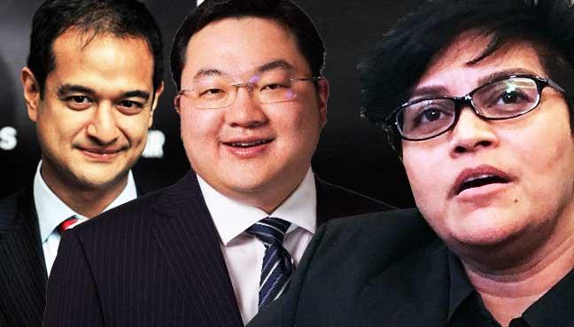Azalina-Othman,-1MDB,-DoJ,-Riza-Aziz,-Low-Taek-Jho,-jho-low
